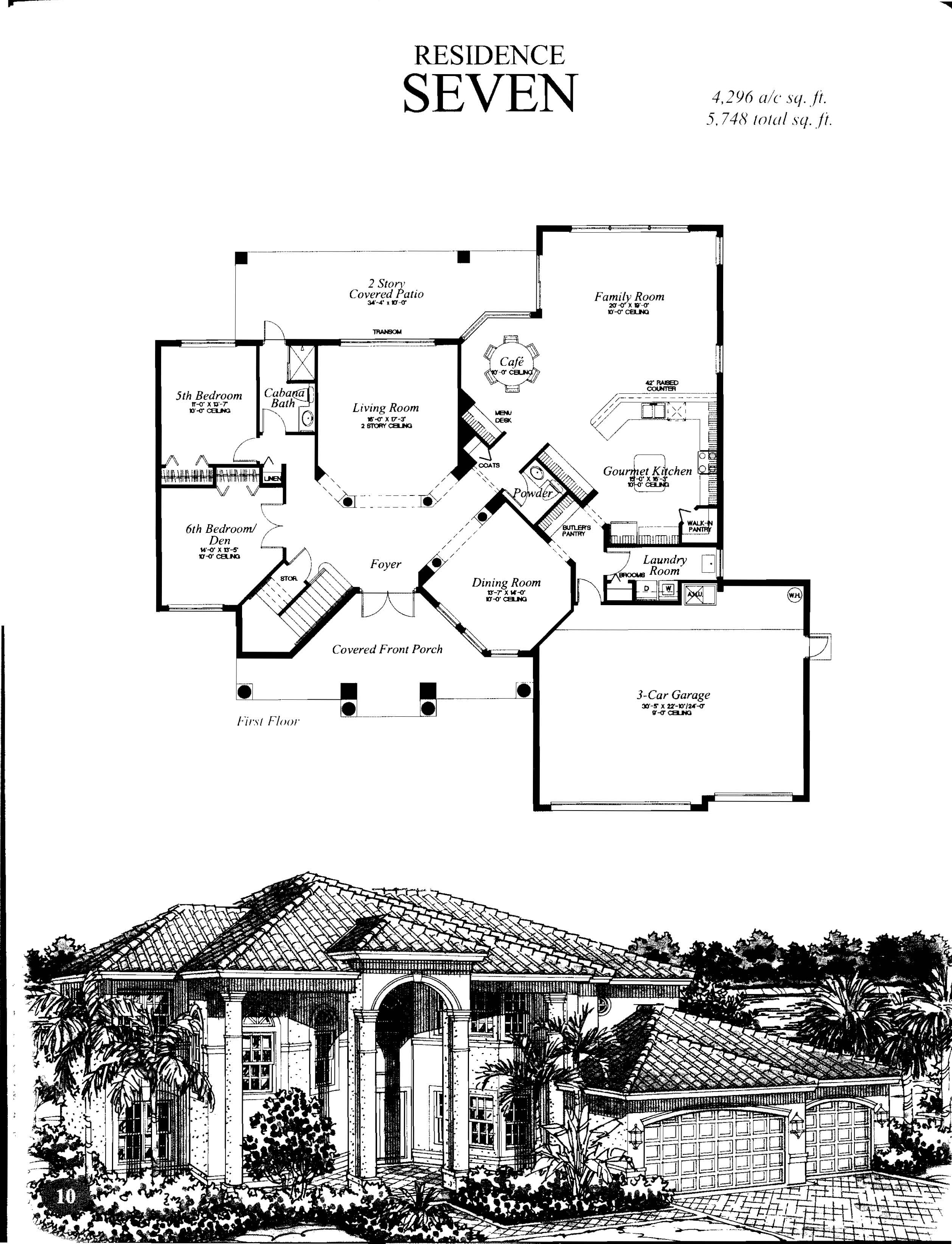 Riverstone Floor Plans And Community Profile