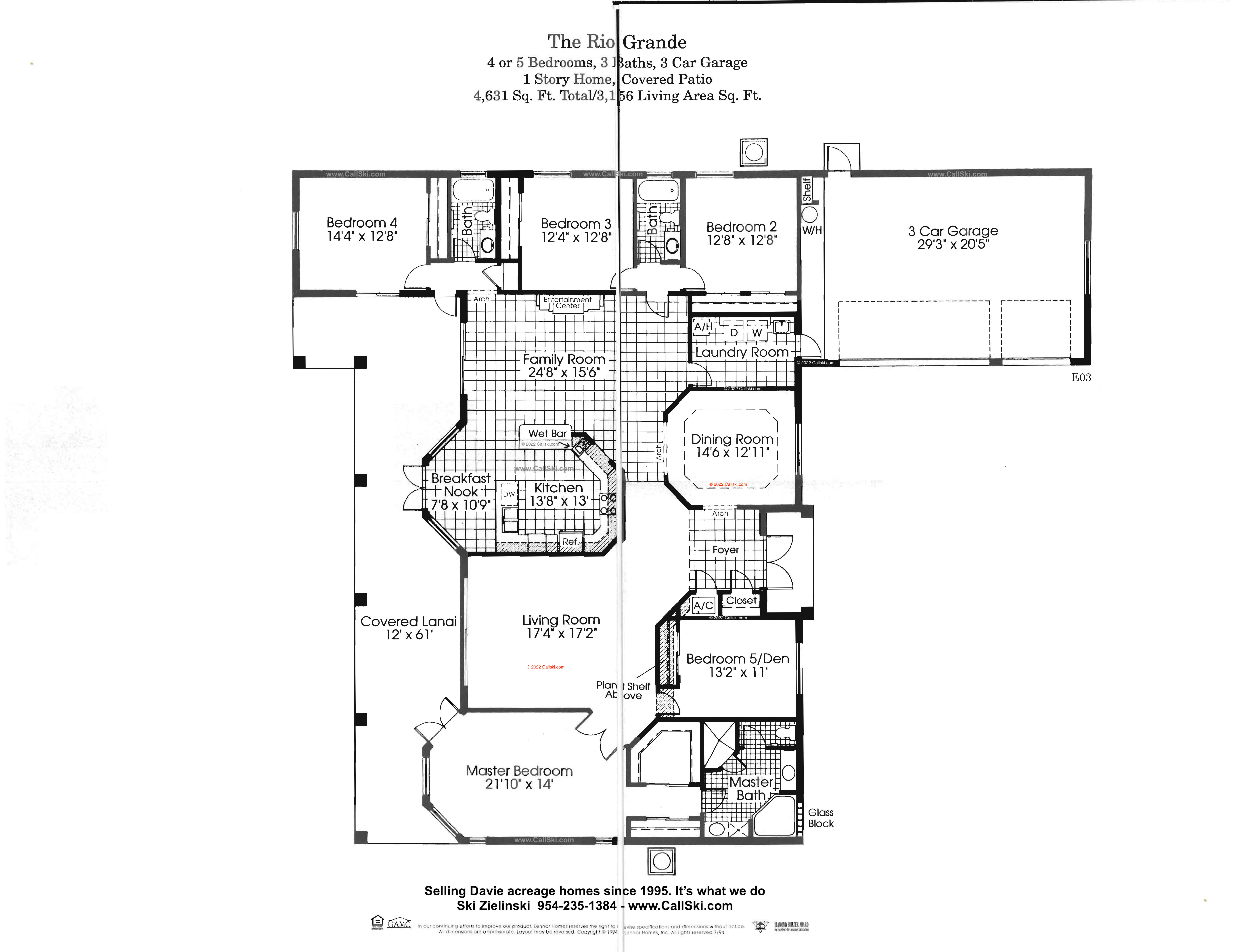 Carlton Ranches Floor Plans And Community Profile